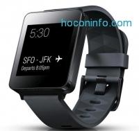 ihocon: LG G 智慧手錶 Watch Android Smartwatch, Refurbished