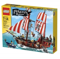 ihocon: LEGO Pirates The Brick Bounty
