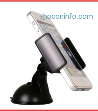 ihocon: #1 Best Strong Grip - Dashboard & Windshield Universal Cell Phone Holder for Car