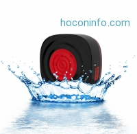 ihocon: Monstercube Ripple Wireless Bluetooth Waterproof Speaker with Built-in Speakerphone