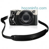ihocon: Hasselblad Stellar 20.2MP 高級精品相機(義大利皮帶,木製握把) Digital Camera