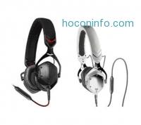 ihocon: V-MODA 隔噪麥克風耳機 Crossfade M-80 On-Ear Headphones