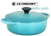 [國慶特賣] Le Creuset: 滿$200送點心盤 + 免運優惠
