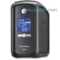 ihocon: CyberPower 智慧型不斷電系統 Intelligent LCD UPS CP1000AVRLCD