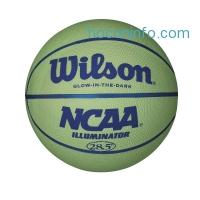 ihocon: Wilson NCAA Illuminator, Glow in the Dark Basketball, 28.5