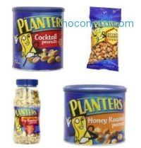 ihocon: Planters 各式堅果 Peanuts