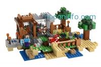 ihocon: LEGO 樂高積木 Minecraft 21116 Crafting Box