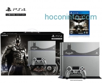 ihocon: Sony PlayStation 4 500GB Batman: Arkham Knight Limited Edition Bundle - Gunmetal (Pre-order)
