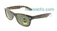 ihocon: Ray Ban 太陽眼鏡 Havana w/ G-15 Lenses Wayfarer 52mm Sunglasses
