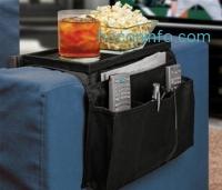 ihocon: Armrest Organizer-6 Pocket Organizer w/ ArmRest Tray