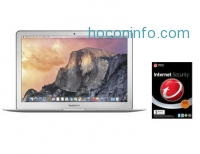 ihocon: Apple 13.3 MacBook Air Notebook i5/4GB/128GB MJVE2LL/A