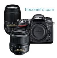 ihocon: Nikon Refurbished D7100 DSLR with 55-300 VR and 18-55mm Nikkor Lens(Manufacturer refurbished)