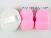 ihocon: Beauty Makeup Blender Set + Free Powder Puff By Altair Beauty