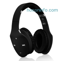 ihocon: Mpow Muze Touch Foldable Wireless Bluetooth 4.0 Stereo Headphones