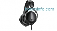 ihocon: V-MODA Crossfade LP2 Ltd Ed Over-Ear Headphones (Matte Black)