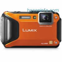 ihocon: Panasonic Lumix DMC-FT5 防水Wi-Fi GPS 數位相機 Tough Shock & Waterproof Digital Camera