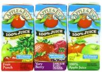 ihocon: Apple & Eve 100% 果汁 Juice Variety Pack, 32 Count, 6.75 Oz Boxes