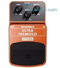 ihocon: Behringer UT 100 Ultra Tremolo Guitar Effects Pedal