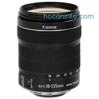 ihocon: Canon EF-S 18-135mm f/3.5-5.6 IS STM Lens (For SLR Cameras: 60D 70D T5i & more)