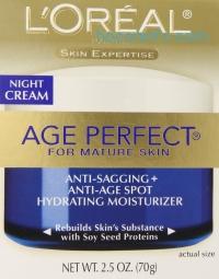ihocon: L'Oreal Paris Age Perfect Night Cream, 2.5 Fluid Ounce