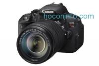ihocon: Canon T5i 18MP 單眼 w/ 18-135mm Lens Refurbished
