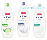 ihocon: Dove 洗澡液 Body Wash, 22 Ounce, 4瓶