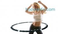 ihocon: Massaging Hoop Exerciser with Magnets
