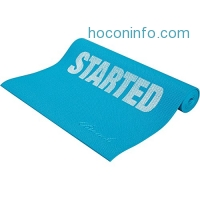 ihocon: Brando Motivational Non-slip Yoga Mat - Extra Thick 6mm