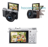 ihocon: Samsung NX3000 20.3MP 無線智慧相機 Camera w/ 16-50mm Wireless Smart
