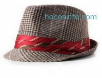 ihocon: BACK ON TOP FEDORA HAT