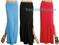 ihocon: Threads for Thought Cinema Maxi Skirt - Women's