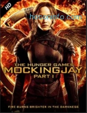 ihocon: The Hunger Games: Mockingjay Part 1 (Plus Bonus Features)