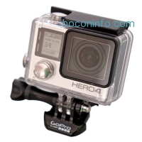ihocon: GoPro HERO4 Silver Camera with Built-In Touch Display/Wi-Fi/Bluetooth #CHDHY401