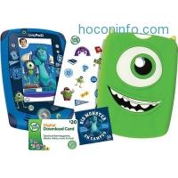 ihocon: LeapFrog LeapPad2 跳跳蛙兒童學習平板優惠組 Monsters U Bundle