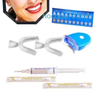 ihocon: Professional Advanced 3D Teeth Whitening Kit With LED Light Activator