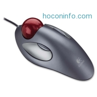 ihocon: Logitech 910-000806 Trackman Marble USB Wired Optical Trackball Mouse