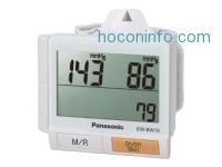 ihocon: Panasonic EW-BW10W Wrist Blood Pressure Monitor