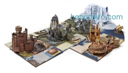 ihocon: Game of Thrones 立體書: A Pop-Up Guide to Westeros