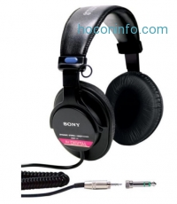 ihocon: Sony MDRV6 Studio Monitor Headphones with CCAW Voice Coil
