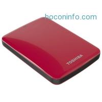 ihocon: Toshiba Canvio Connect 1TB 外接式硬碟 External USB 3.0 Portable Hard Drive