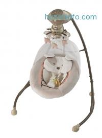 ihocon: Fisher Price Cradle 'n Swing - My Little Snugapuppy