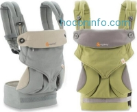 ihocon: ERGObaby Four Position 360 Baby Carrier - 3色可選