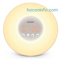 ihocon: Philips 自然喚醒燈 HF3500/60 Wake-Up Light