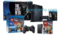 ihocon: PlayStation 4 System with The Last of Us and PlayStation TV Bundle