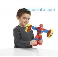 ihocon: Playskool Heroes Marvel Super Hero Adventures Sling Action Spider-Man Figure