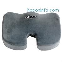 ihocon: Aylio Coccyx Orthopedic Comfort Foam Seat Cushion (Gray)
