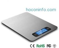 ihocon: Mosiso 不銹鋼廚房電子秤