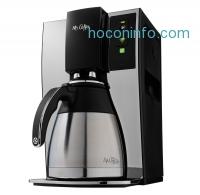 ihocon: Mr. Coffee Smart Wifi-Enabled WeMo 10-Cup Optimal Brew Coffeemaker