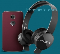 ihocon: Moto X and Tracks Air Wireless Headphones Bundle