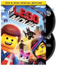 ihocon: The LEGO Movie (DVD)